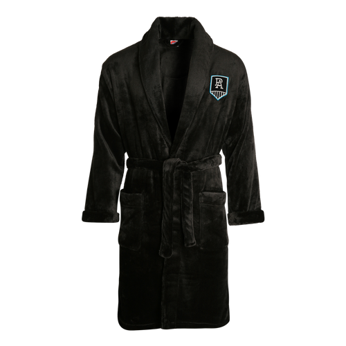 Port Adelaide Fleece Robe