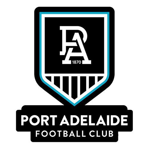 Port Adelaide Logo Sticker