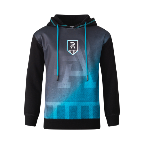 Port Adelaide Youth Sublimated Hoody