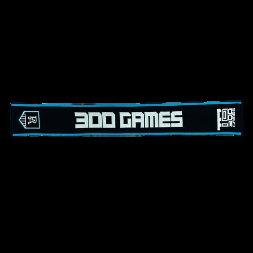 Travis Boak 300th Game Scarf