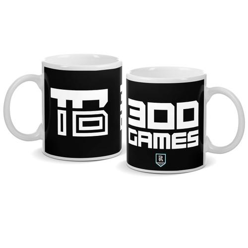 Port Adelaide Travis Boak 300th Game Mug Exclusive
