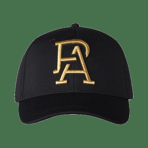 3D Gold PA Cap