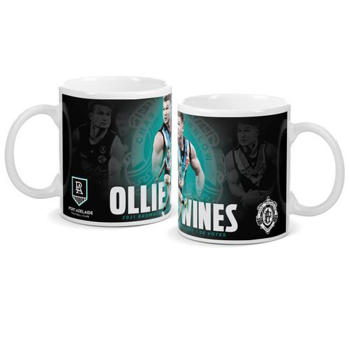 Ollie Wines Brownlow Mug