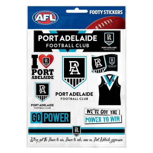 Port Adelaide Sticker Sheet