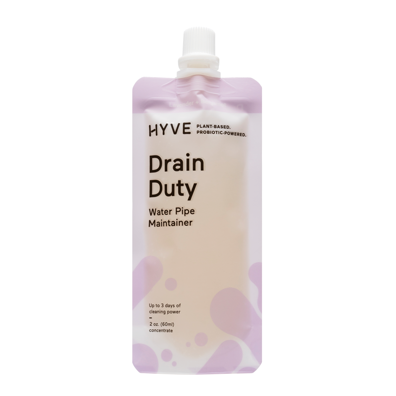 Natural, organic plant based cleaner for you drains