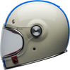 BELL BULLITT COMMAND GLOSS VINTAGE WHITE/RED/BLUE