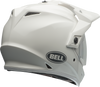 BELL MX-9 ADVENTURE MIPS GLOSS WHITE