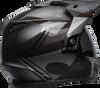 BELL MX-9 ADVENTURE MIPS MARAUDER MATTE/GLOSS BLACKOUT