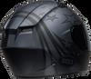 BELL QUALIFIER HONOR MATTE TITANIUM/BLACK