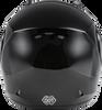GMAX MD-04S Modular Snow Helmet Black