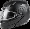 GMAX MD-04S Modular Snow Helmet Matte Black