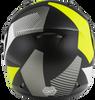 GMAX MD-04S Modular Reserve W/Electric Shield Matte Black/Silver/Hi-Vis