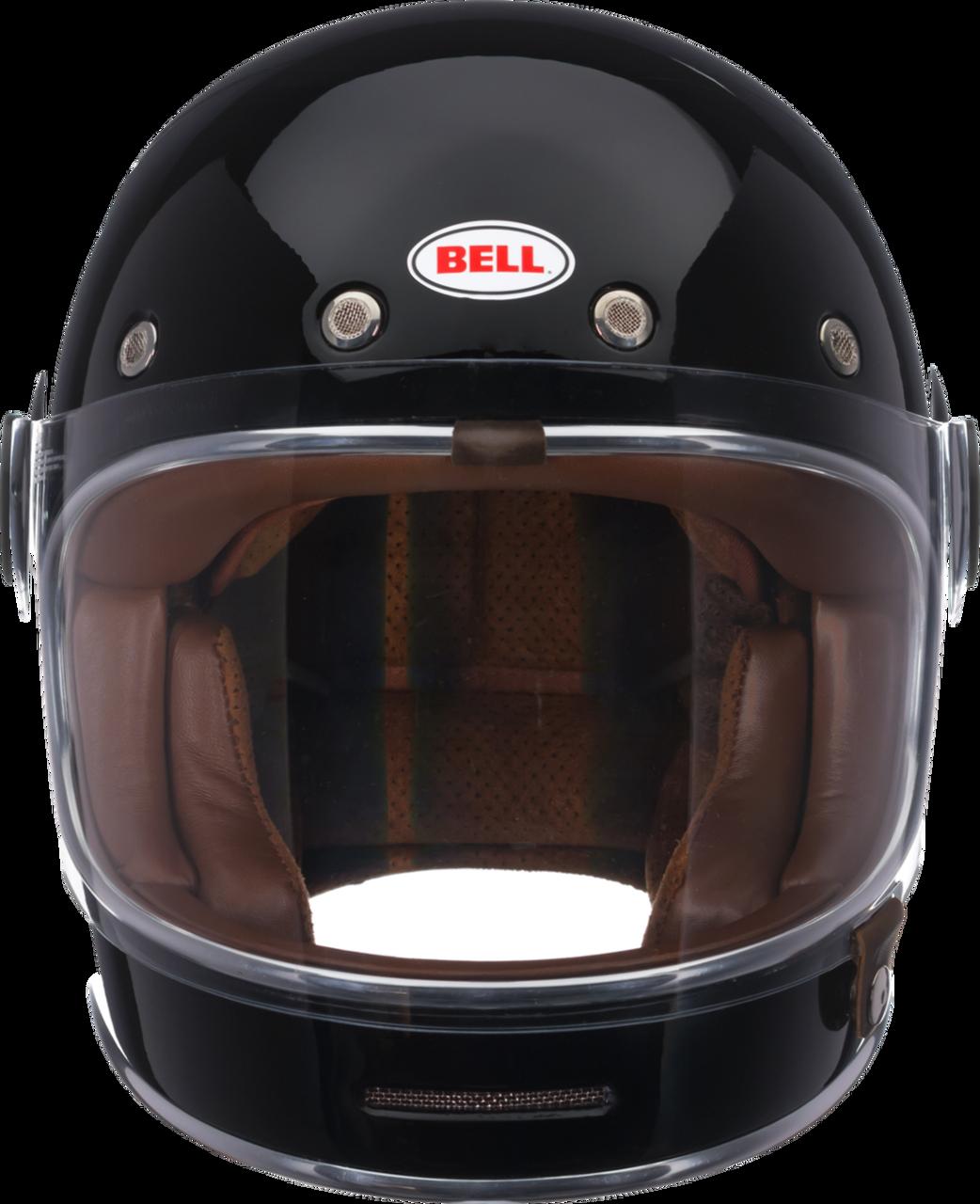 BELL BULLITT GLOSS BLACK