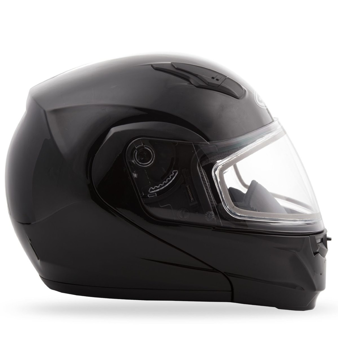 GMAX MD-04S Snow Helmet Black