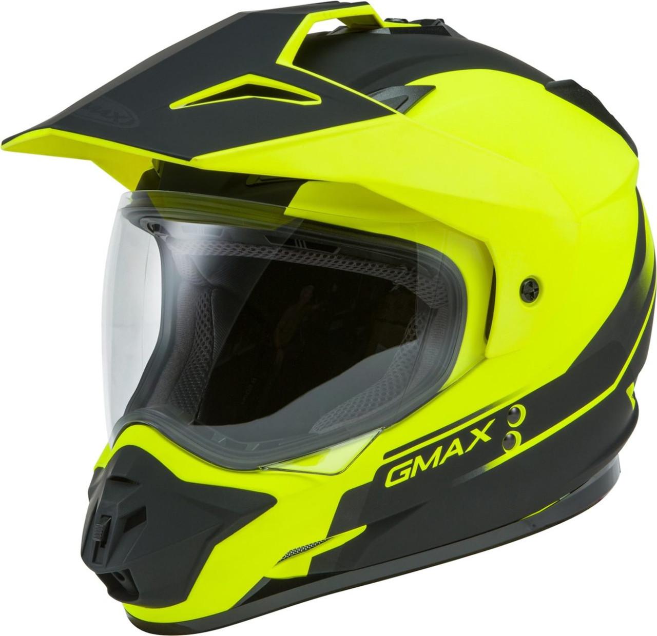 GM-11 Dual-Sport Scud Helmet