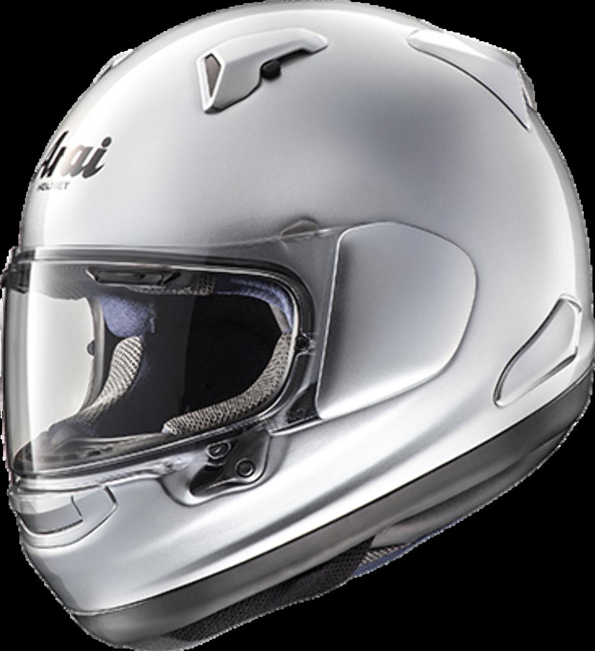 Arai Signet - X Aluminum Silver