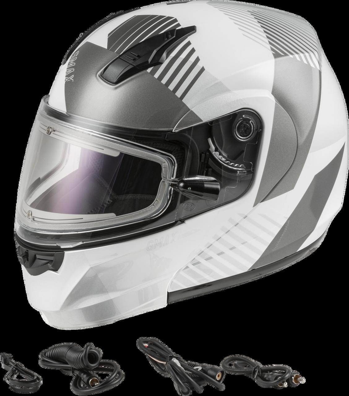 GMAX MD-04S Modular Reserve W/Electric Shield White/Silver