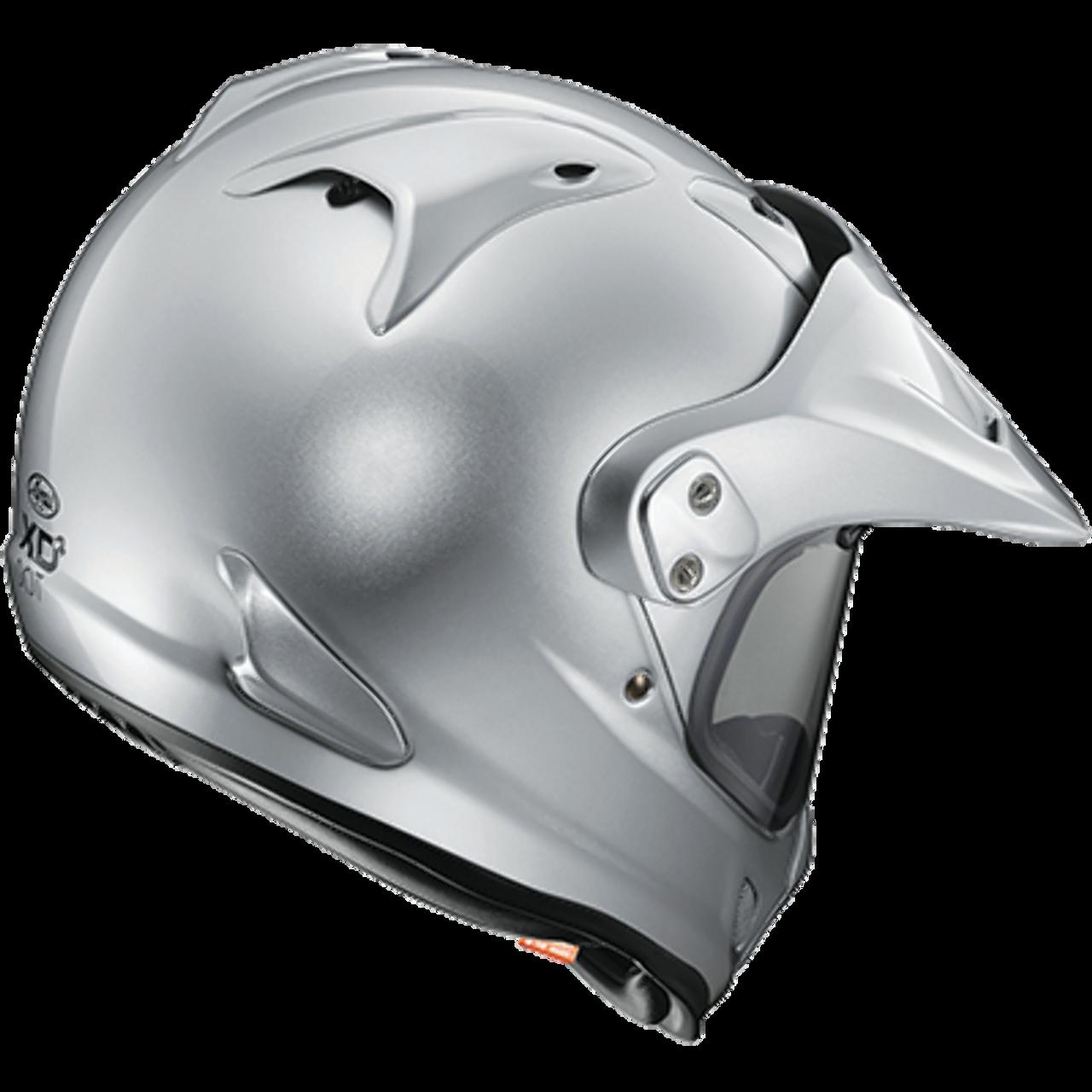 Arai XD4 Aluminum Silver