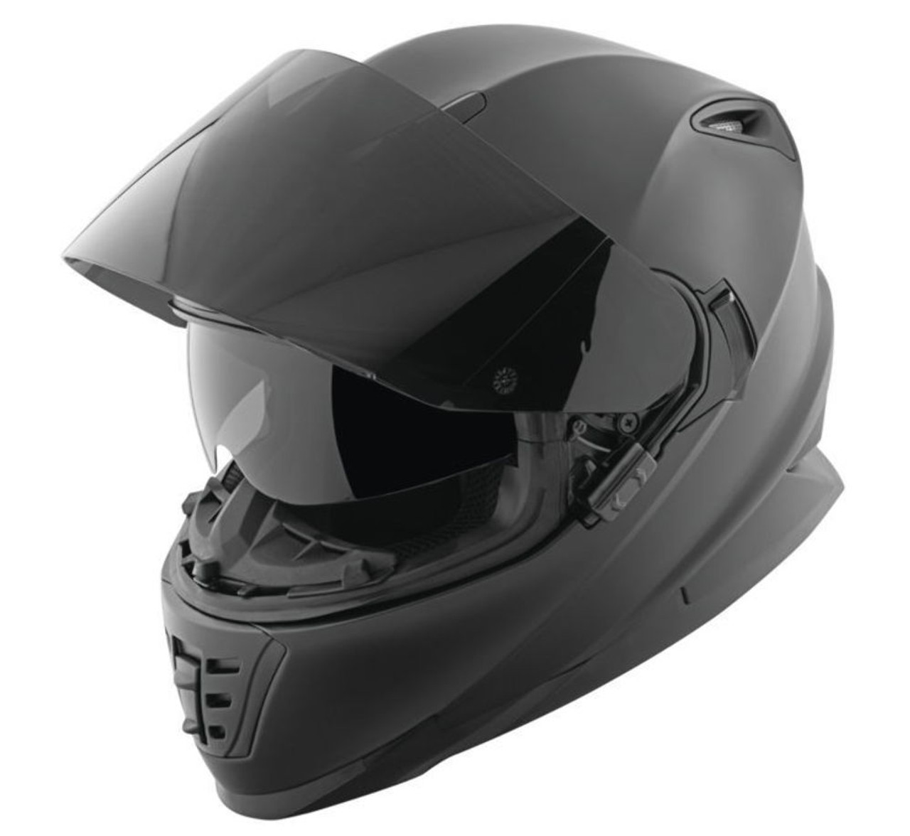 SPEED AND STRENGTH SOLID SPEED SS1600 MATTE BLACK