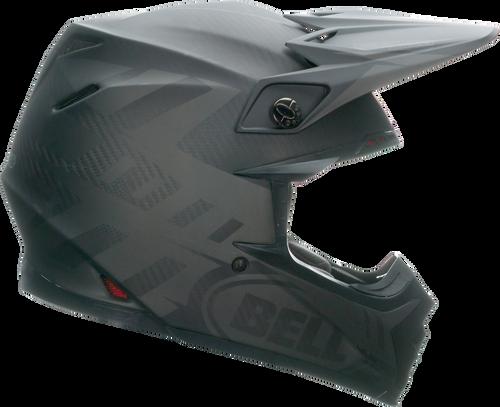 BELL MOTO-9 CARBON FLEX MATTE BLACK SYNDROME