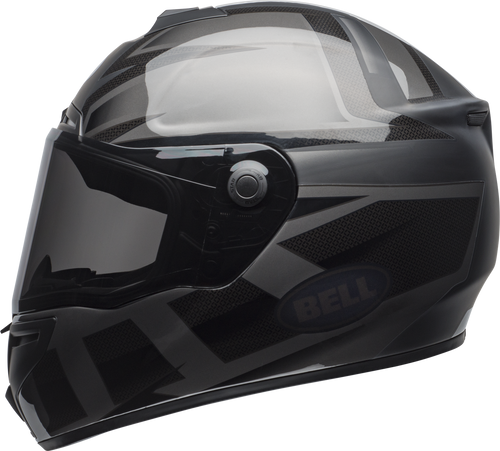 BELL SRT PREDATOR BLACKOUT MATTE/GLOSS BLACK