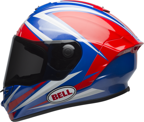 BELL STAR MIPS TORSION GLOSS RED/BLUE