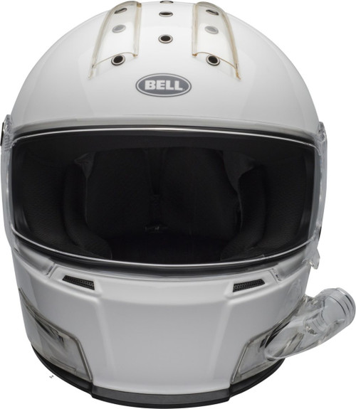 BELL ELIMINATOR FORCED AIR GLOSS WHITE