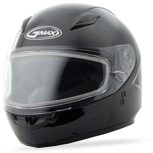 GMAX GM-49Y Youth Snow Helmet Black