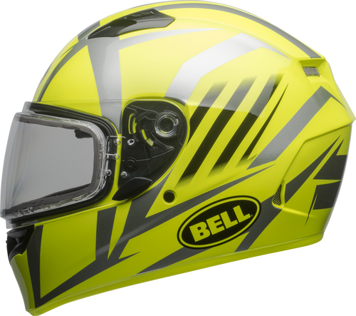 BELL QUALIFIER SNOW BLAZE GLOSS YELLOW/TITANIUM