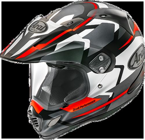 Arai XD4 Depart Helmet  Black/Silver Frost