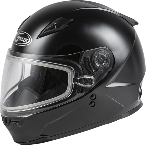 GMAX GM-49Y Full-Face Snow Youth Helmet Black