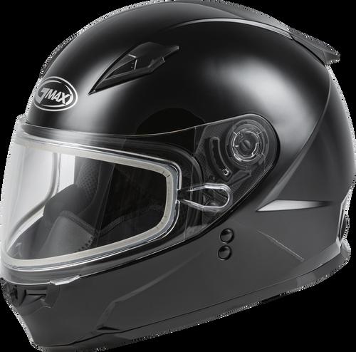 GMAX GM-49Y Full-Face Snow Youth Helmet Black