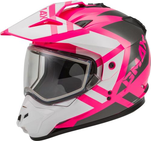 GM-11S Dual-Sport Trapper Snow Helmet