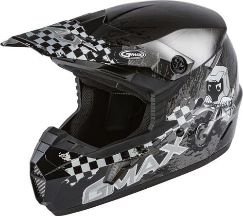 Youth MX-46Y Off-Road Anim8 Helmet