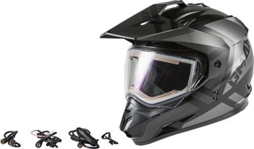 GM-11S Trapper Snow Helmet w/Electric Shield