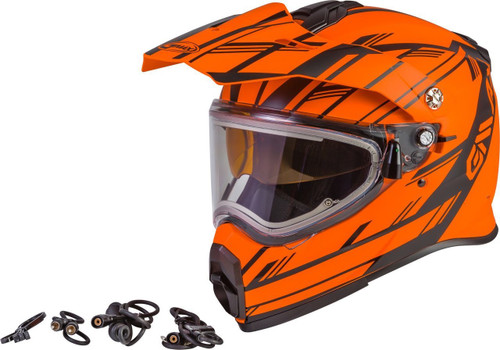 AT-21S Adventure Epic Snow Helmet w/Electric Shield