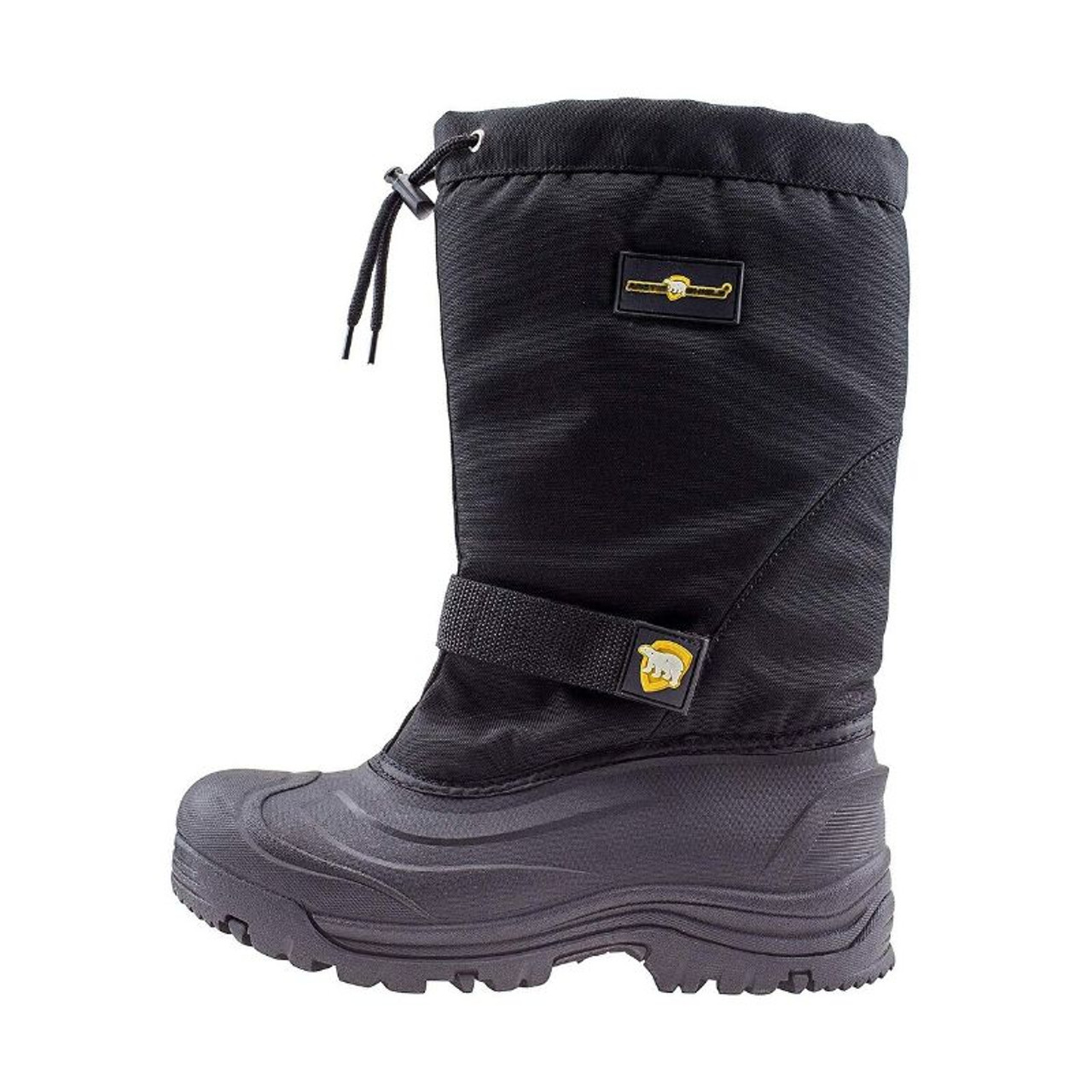 ArcticShield Mens Waterproof Durable Insulated Tall Winter Snow Boots