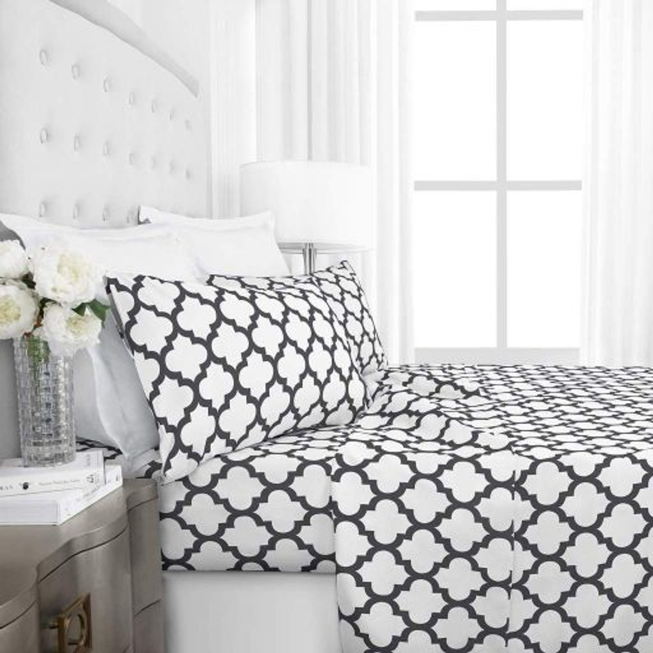 Lux Decor Collection Hotel Quality Bed Sheet Set