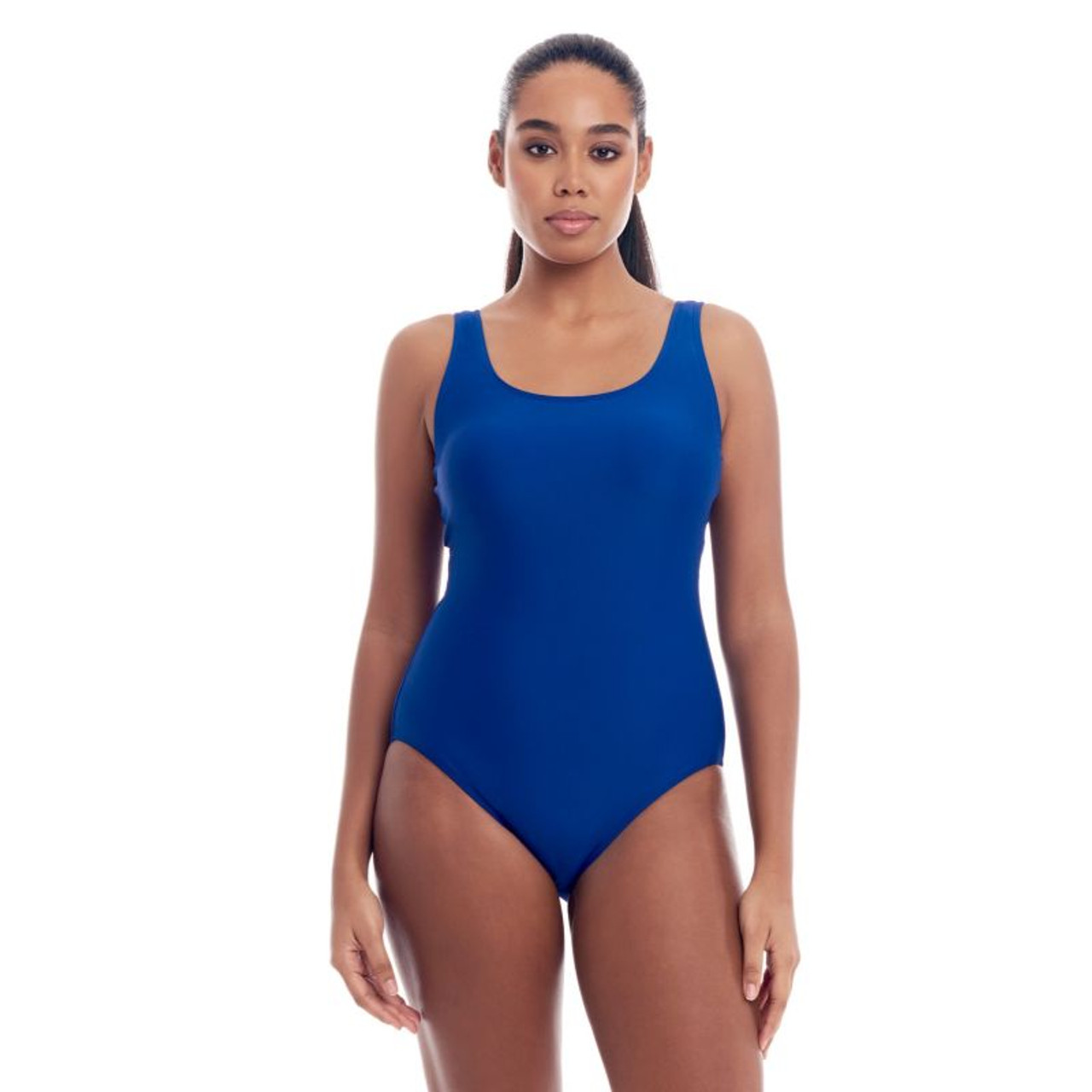 Cover Girl Women's Classic One-Piece Swimsuit