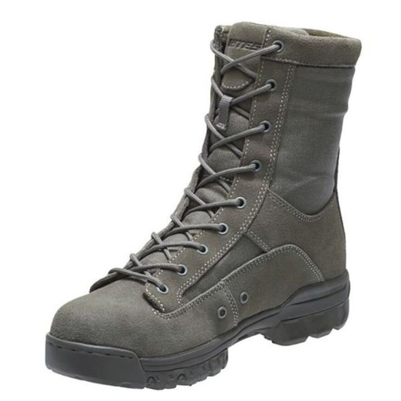 Bates Men's Leather Ranger II Hot Weather Lace Up Boot - Sage