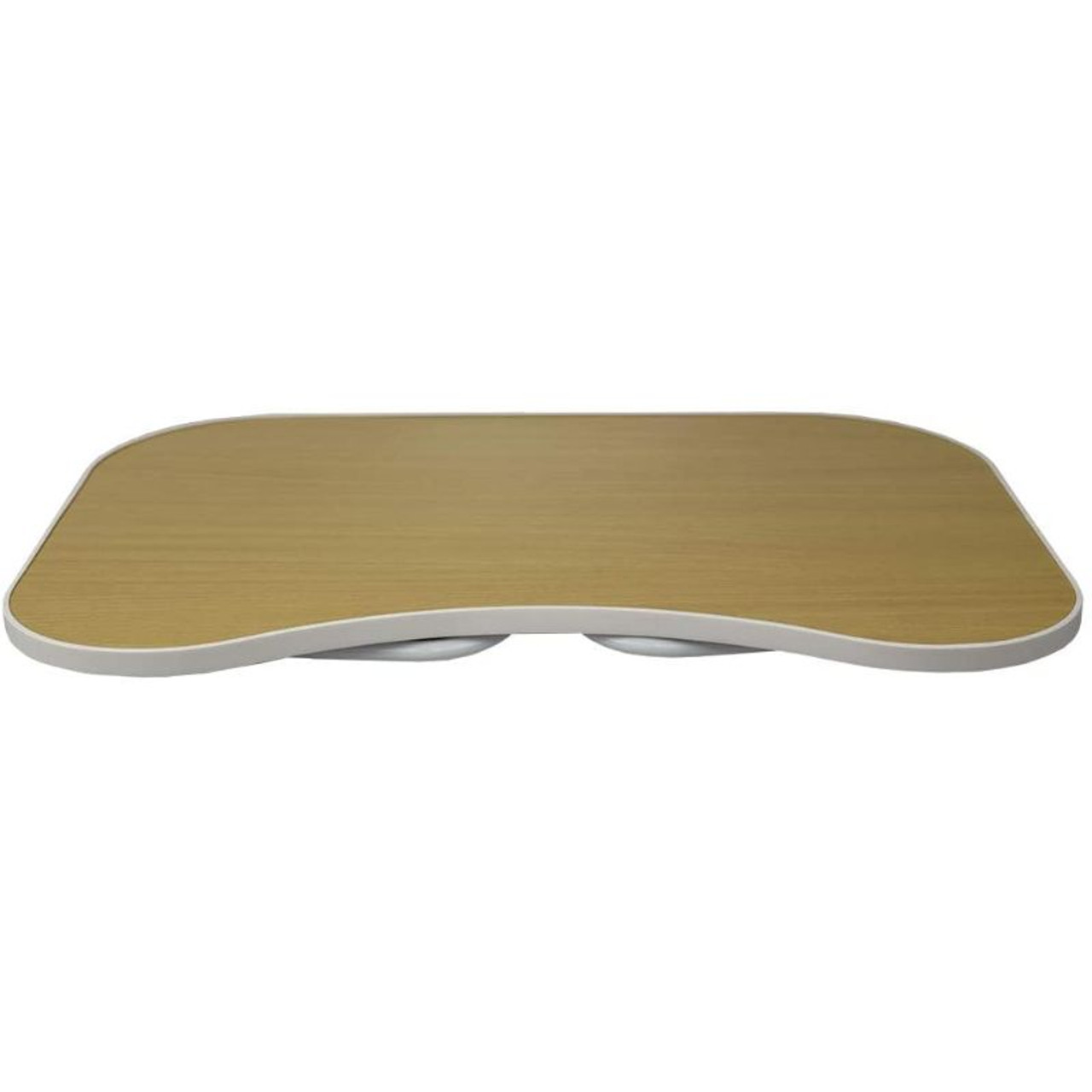 Natural Wood Foldable Portable Laptop Bed Tray