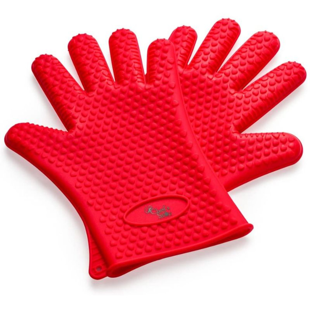 Chef's Star Cooking Gloves Heat and Cold Resistant, BBQ, Grill, and Oven Safe