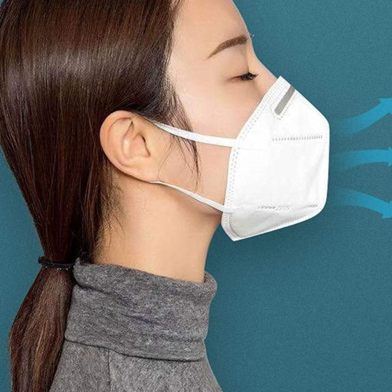 KN95 Face Mask - 10 Pack