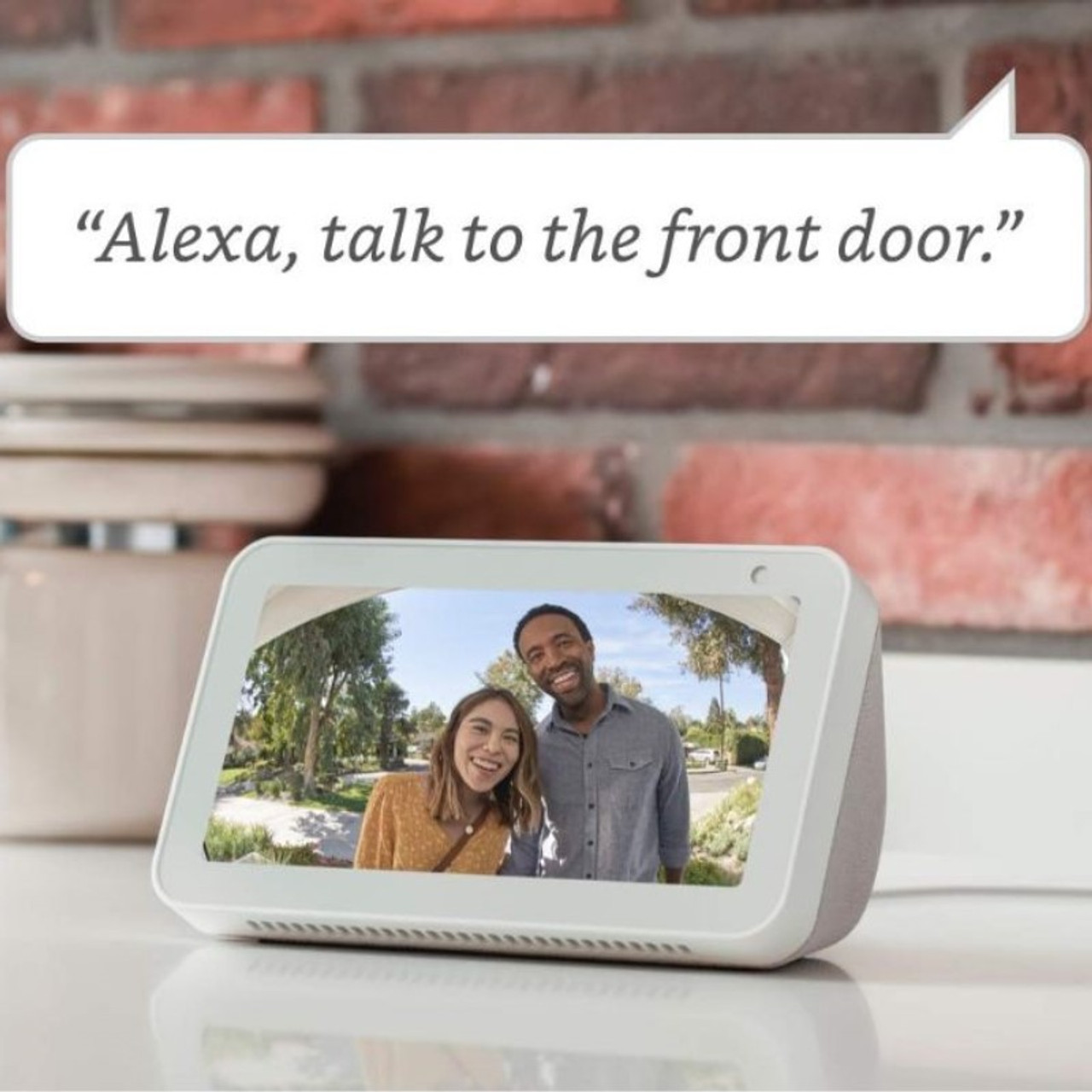 Ring Video Doorbell Pro with 1080P HD Video & Motion-Alerts