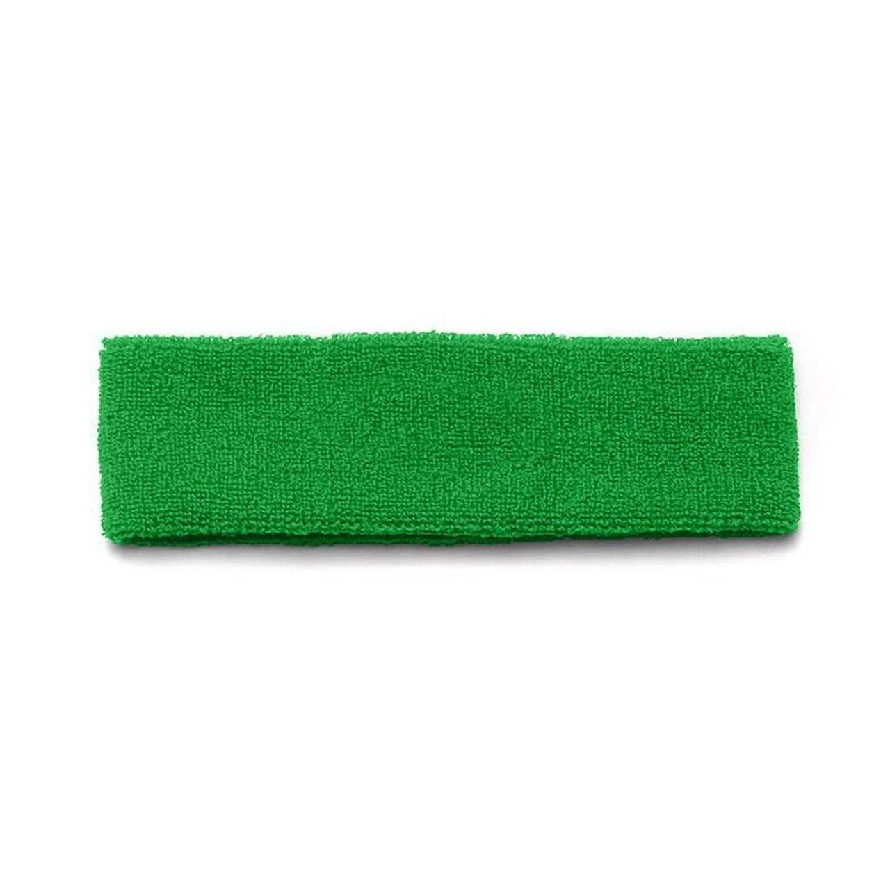 Stretchy Athletic Sport Headband Sweatbands for Yoga, Dance, Gym Workouts - 12 Pack