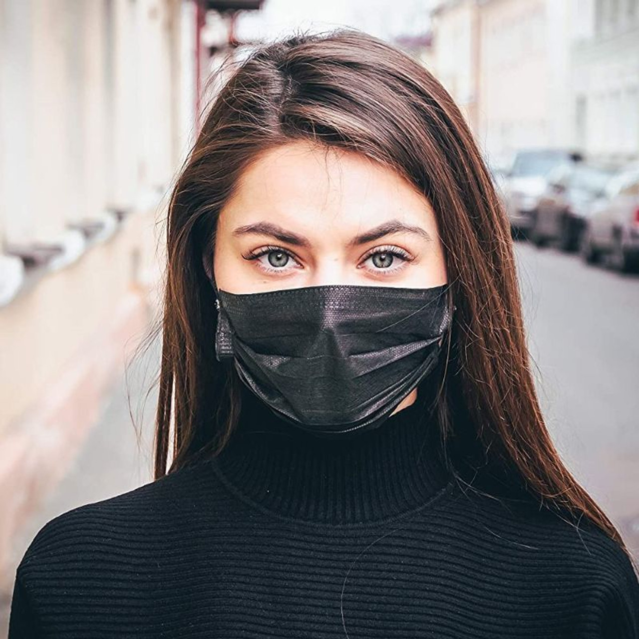 Disposable 3PLY Face Masks - 50 or 100 Pack