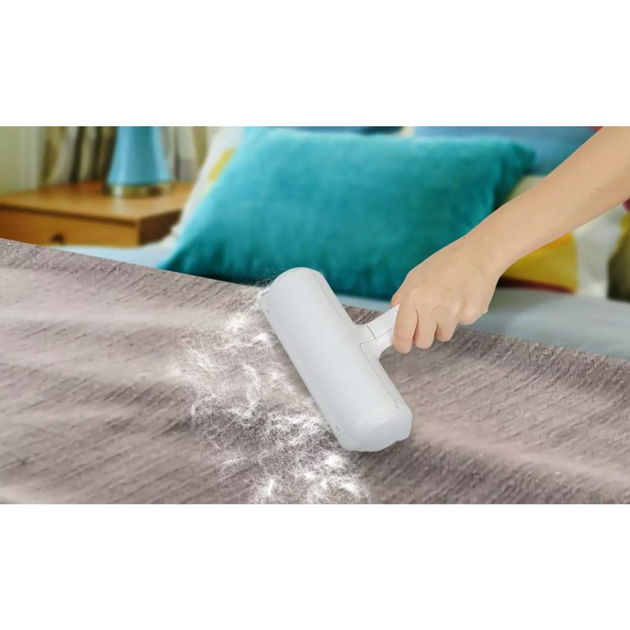 Reusable Pet Hair Remover Roller, Lint Roller, Cleaning Brush