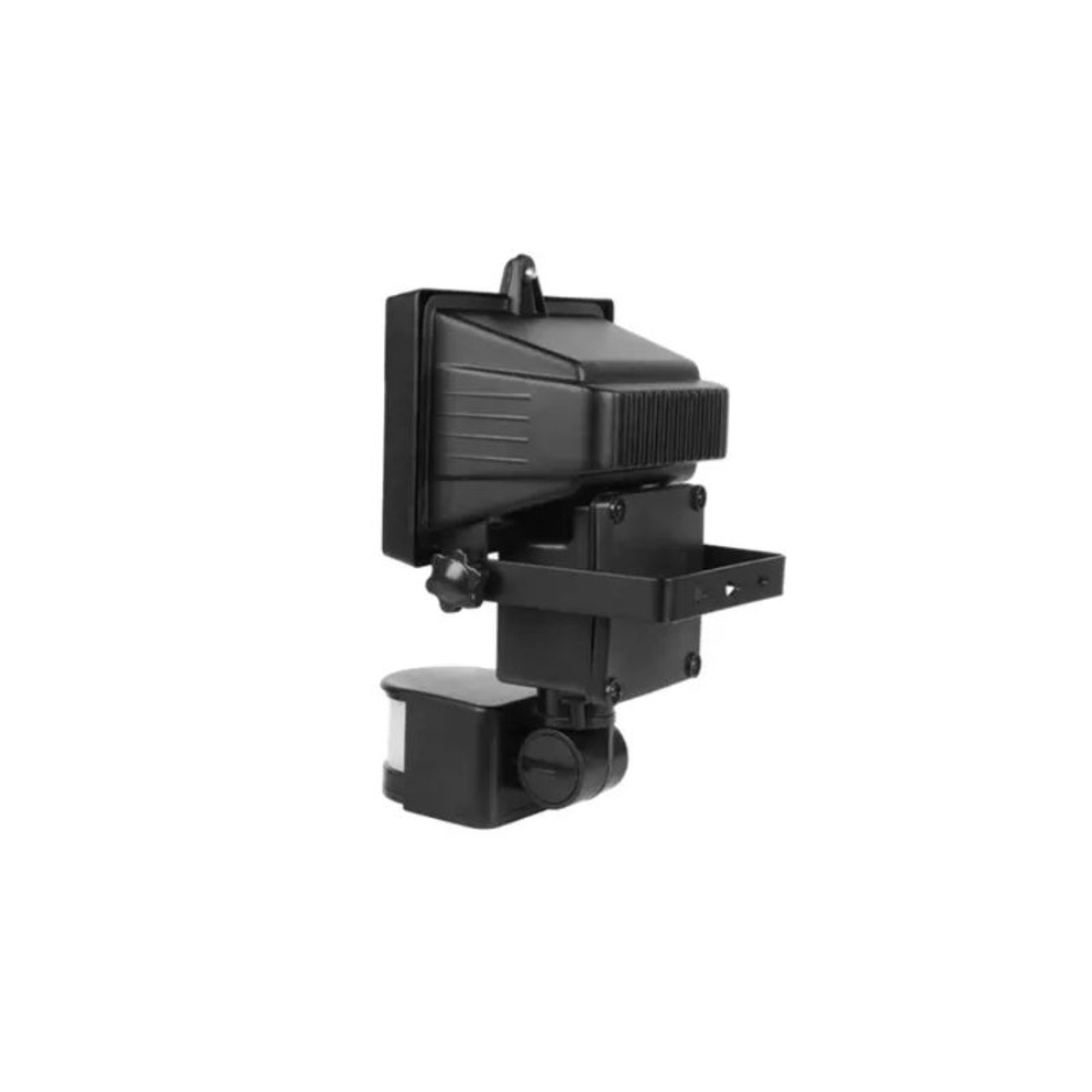 100-LED Solar Powered Floodlight - Passive Infrared Sensor Activated