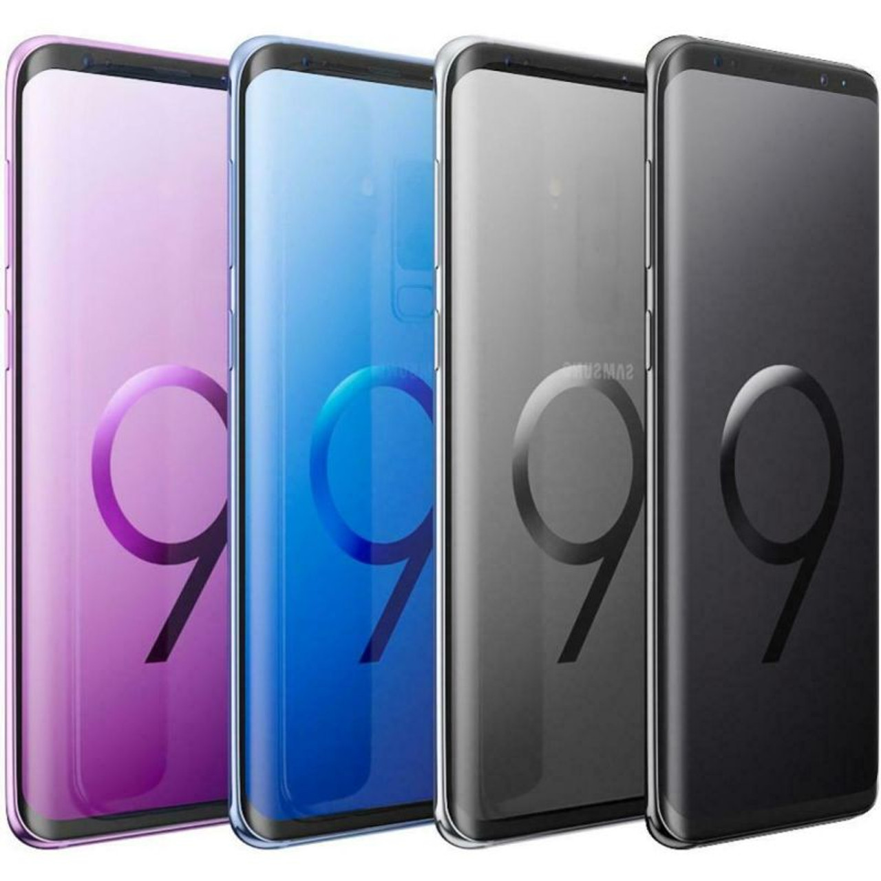 Samsung Galaxy S9 64GB Factory Unlocked Android Smartphone