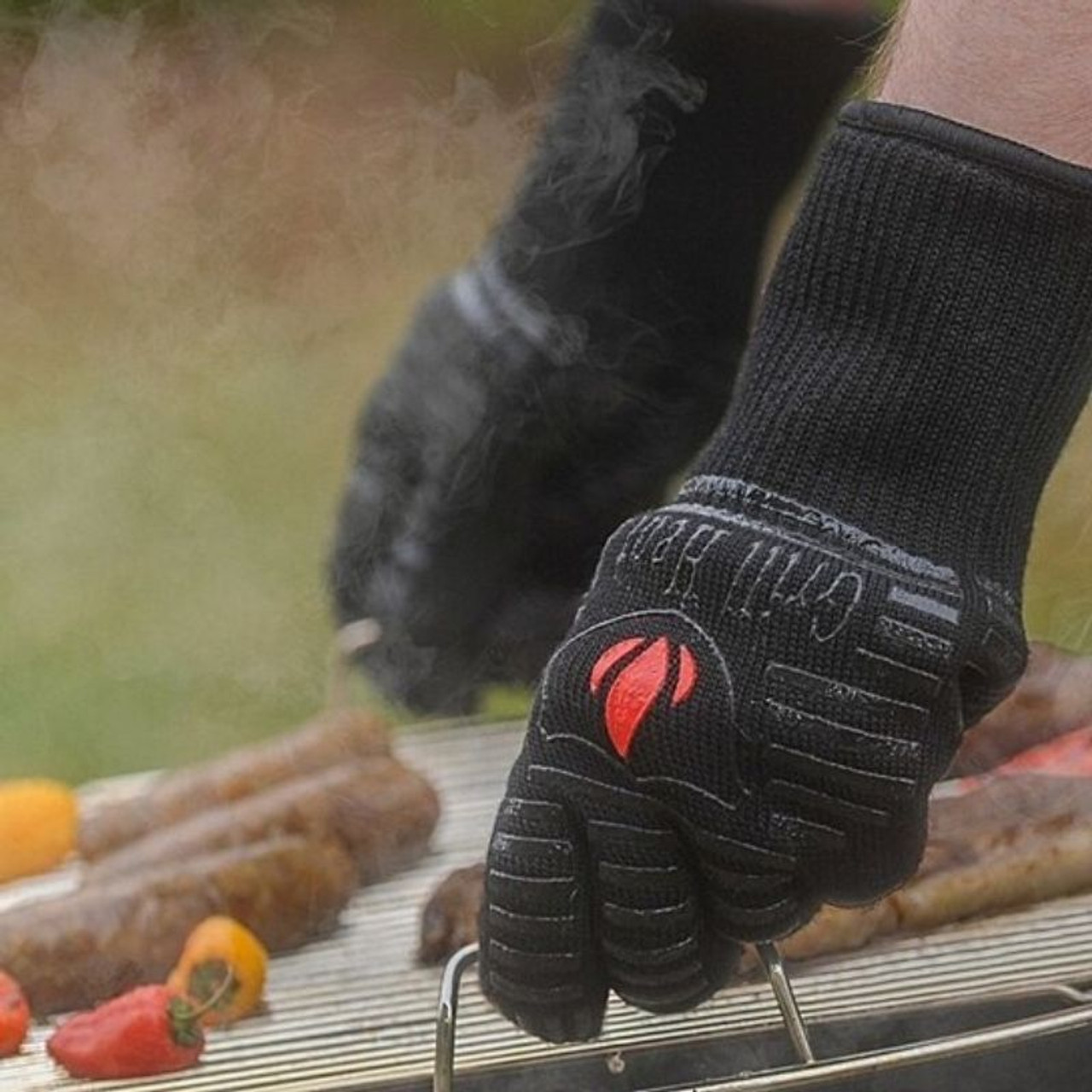 BBQ Heat Resistant Glove for Grilling